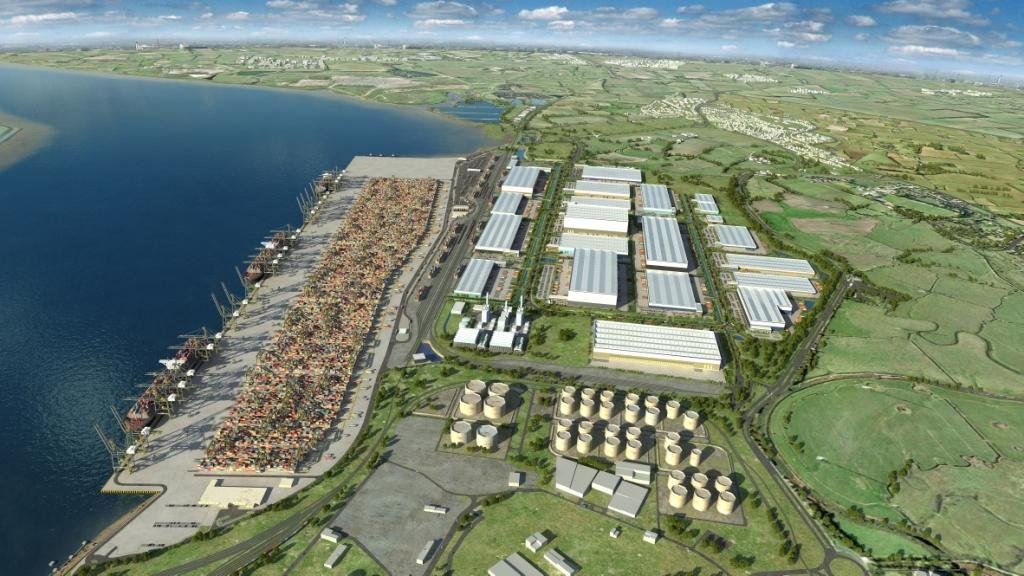 Multiple Awards for Sustainability as DP World London Gateway reduces CO2 by a quarter