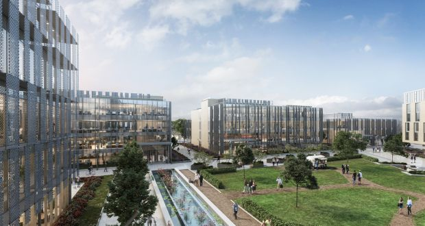 Construction under way on Galway's €200m Crown Square