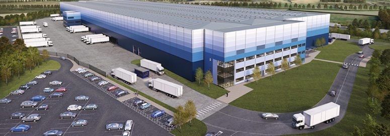 Gazeley to speculatively develop 745,000 sq ft plus mega shed