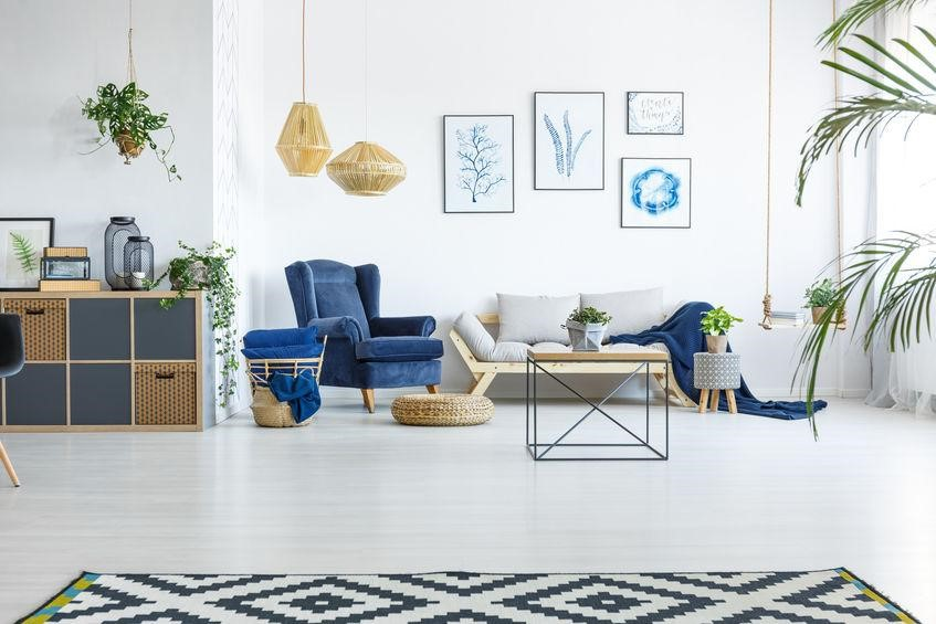 6 Simple Ways to Keep Your Living Room Clean and Organized