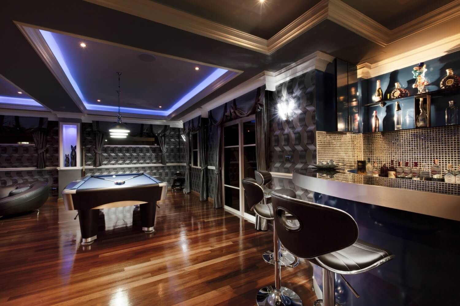Ultimate Guide For Transforming Your Basement Into A Man Cave Bdc Magazine