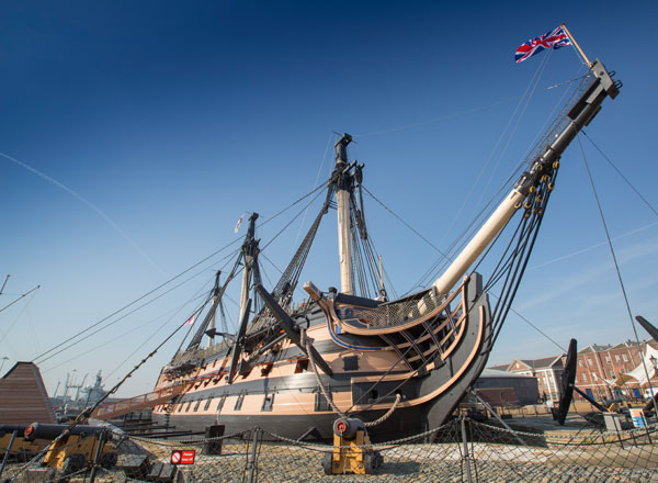 HMS Victory Gallery Contract Awarded