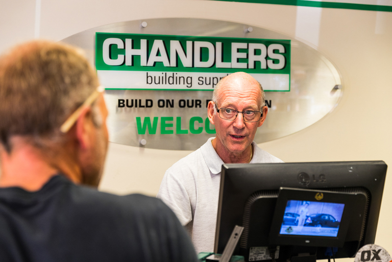 CHANDLERS BUILDING SUPPLIES SHORTLISTED FOR SIX BUILDERS' MERCHANTS AWARDS