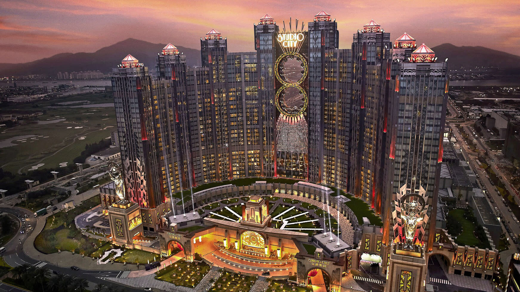 Asia set for huge casino developments over the next few years