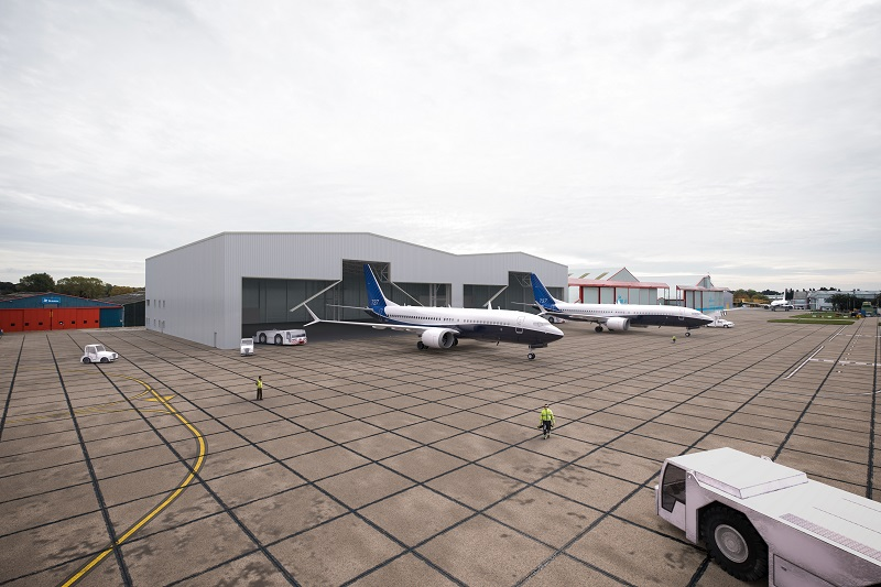 Ready for take-off: Stephen George + Partners' £7million Norwich Airport project starts on site