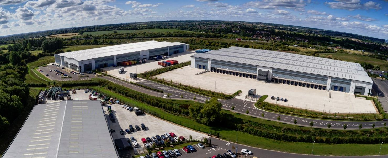 Construction begins on new distribution centre at Optimus Point