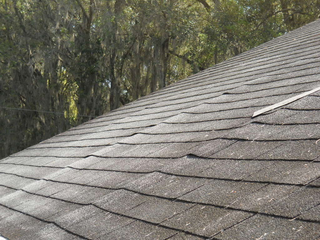 Detecting Sagging Roofs Early
