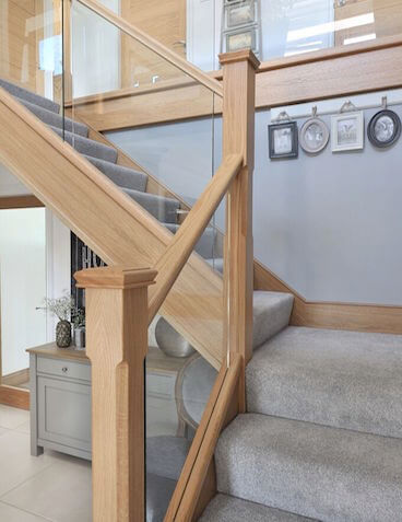 What are the latest trends in staircase design for your home?
