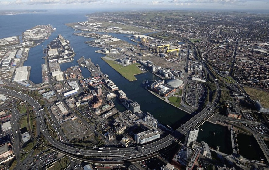 New distribution centre plan for Titanic Quarter is set to go ahead