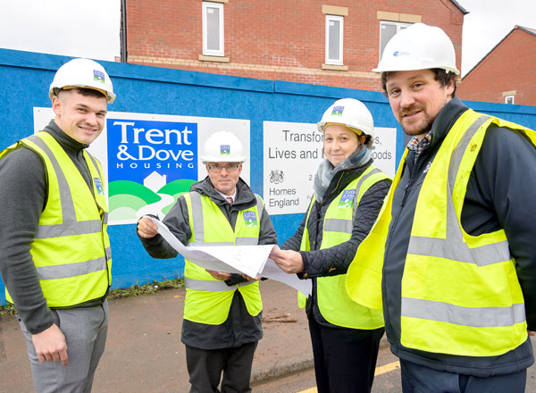 Affordable Homes Arriving to The Middlands