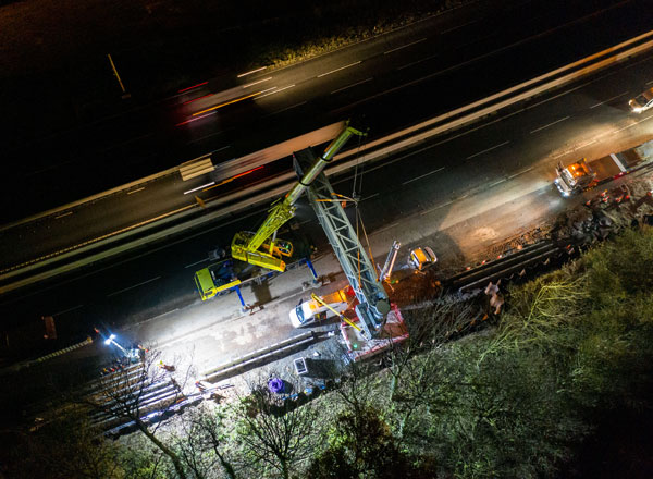 Motorway Project Moves Forward