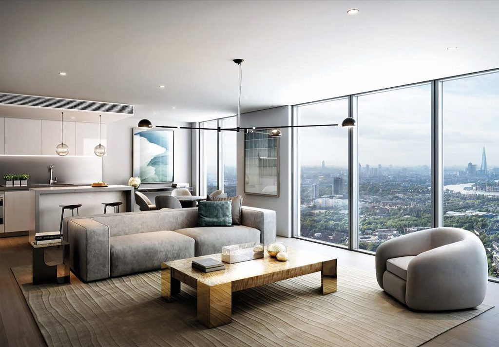 Landmark Pinnacle, Tallest Residential Building in Western Europe, Offers Outstanding Comfort with Bespoke CIAT System