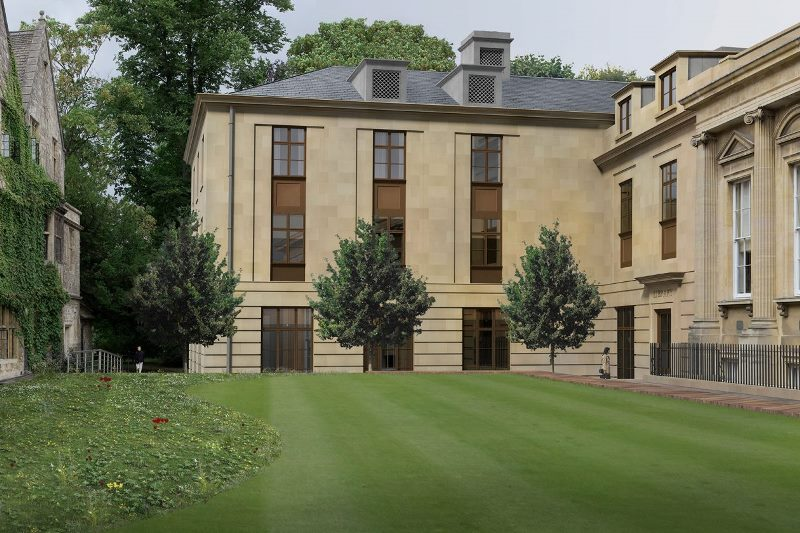 Gilbert-Ash appointed to deliver £17M construction project at Trinity College First building work at historic Oxford site for over 50 years