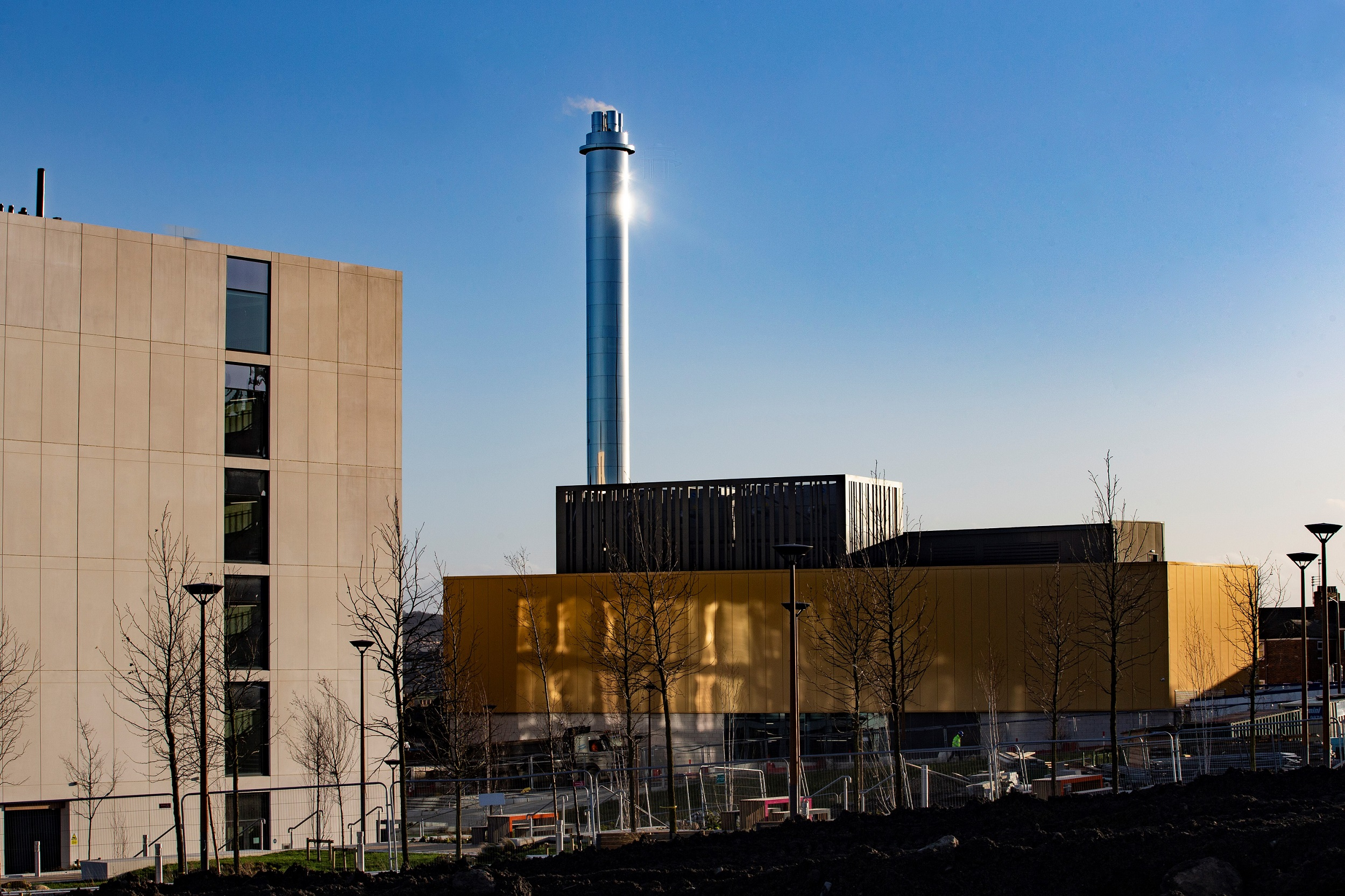 District Energy Centre Opens in Newcastle