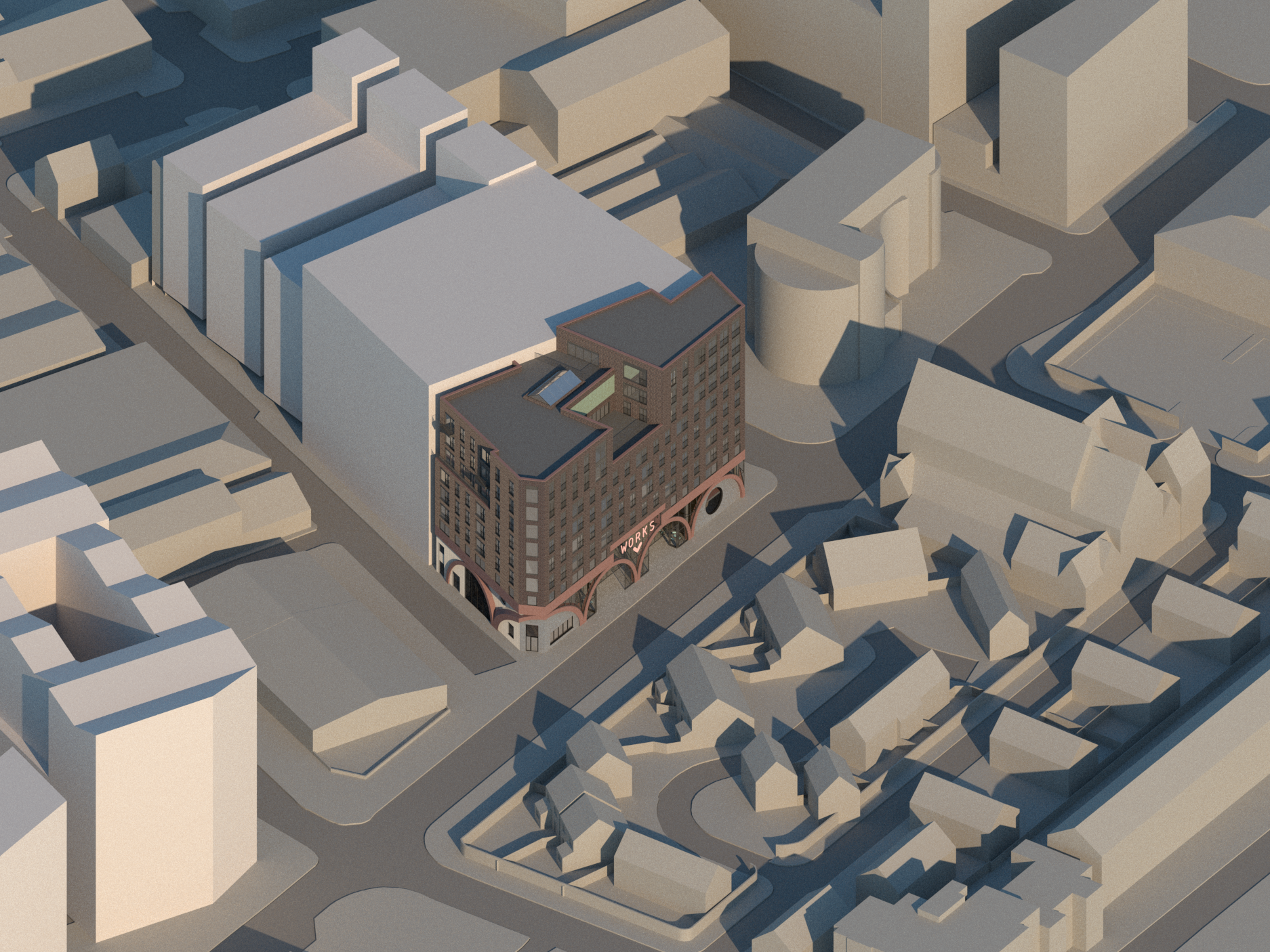 Torus Investing £9.8m into Developing Historic Liverpool Residential Site