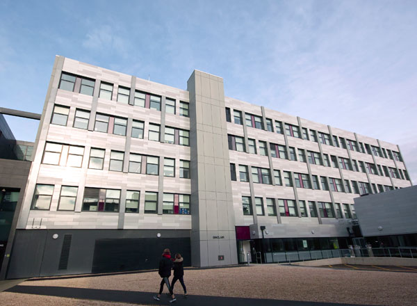 Oxford Brookes University Space Revitalised