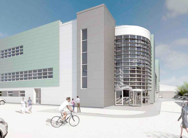 Harwell Campus Project Moves Forward
