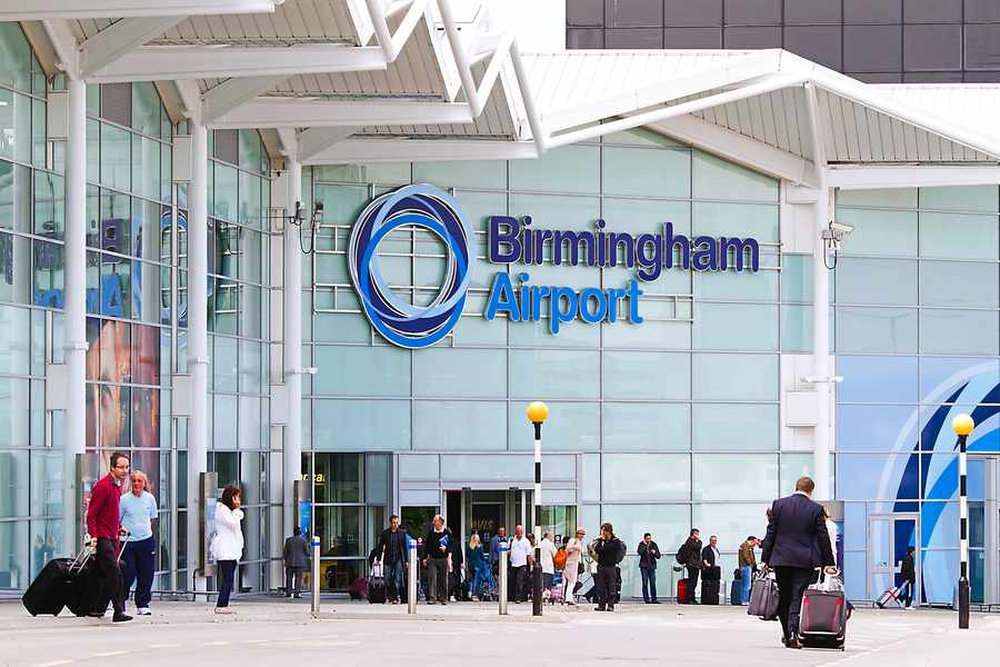DIGITAL INFORMATION INTEGRAL TO  BIRMINGHAM AIRPORT DEVELOPMENT