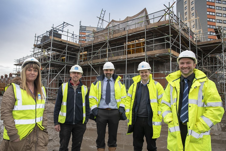 Expanding Developer Clinches a Share of £500M Building Contract