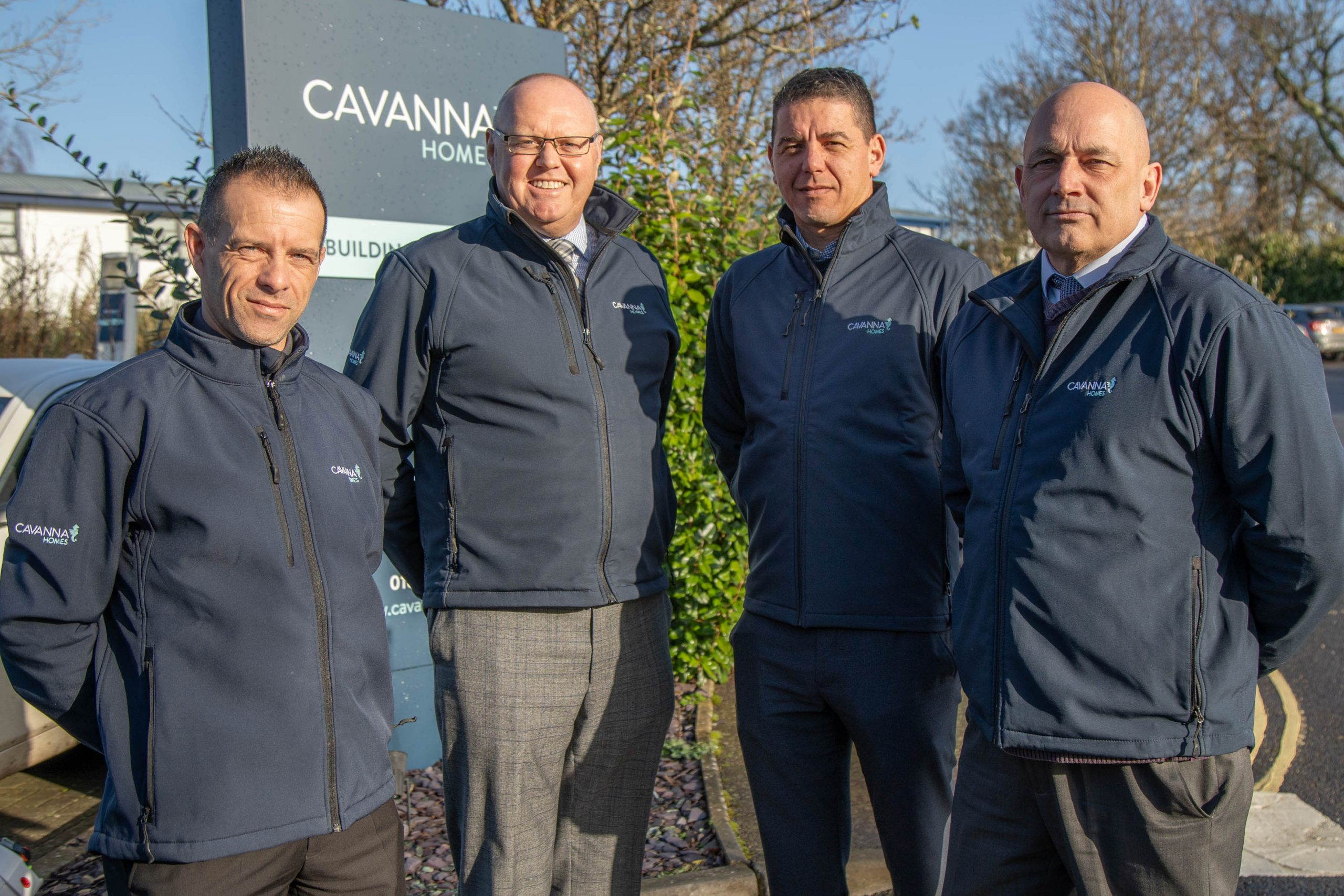 Gearing-up for a strong construction year with senior team appointments