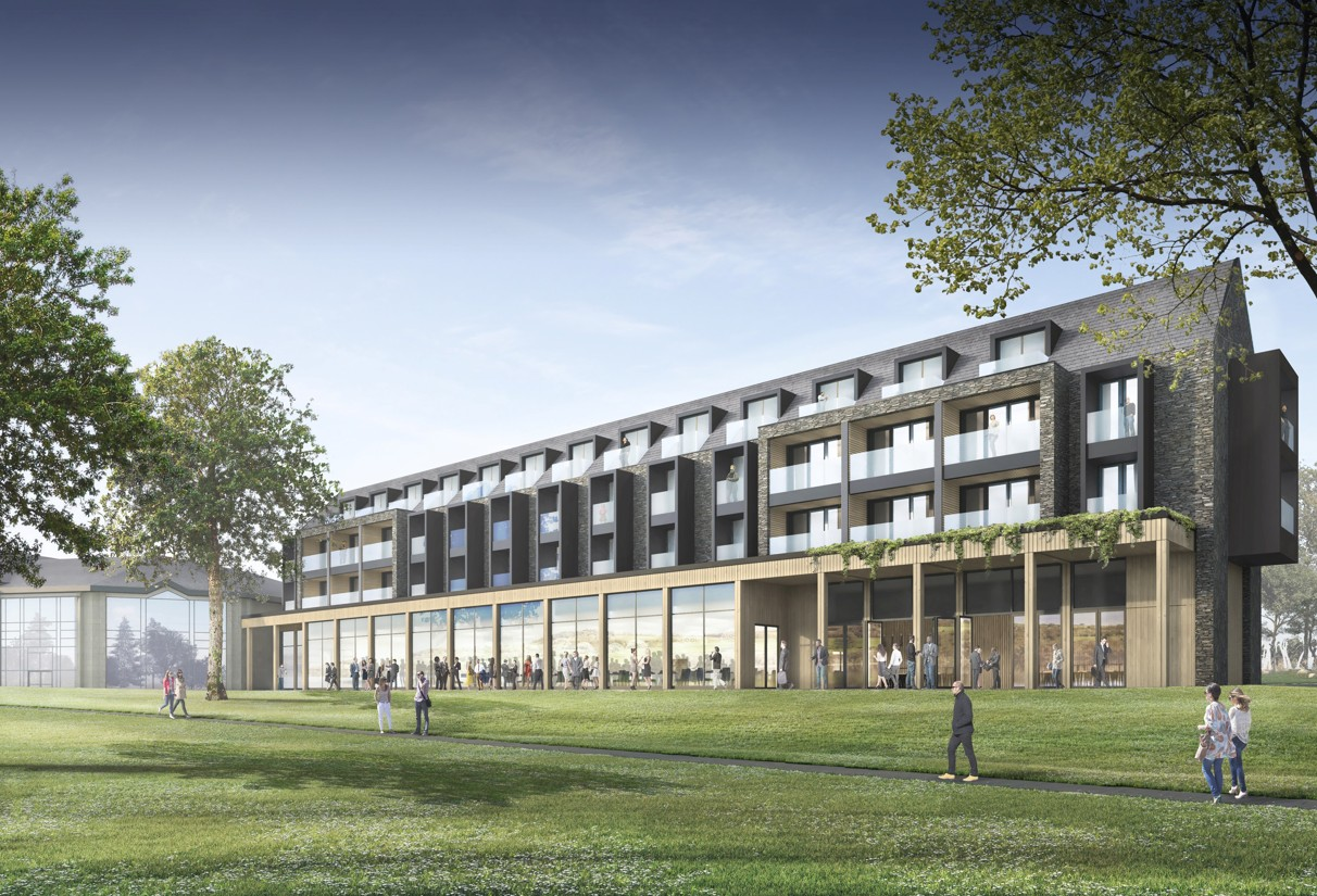 CAMERON HOUSE UNVEILS FIRST GLIMPSE OF PLANNED EXTENSION IN STUNNING DIGITAL WALKTHROUGH