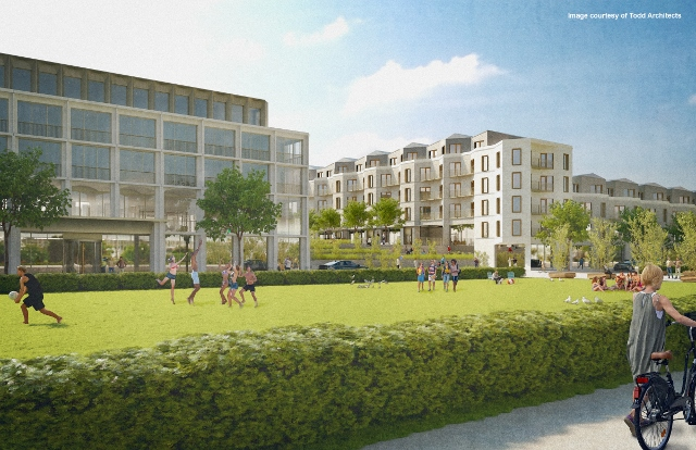 Planning submitted for £50m landmark seaside regeneration project