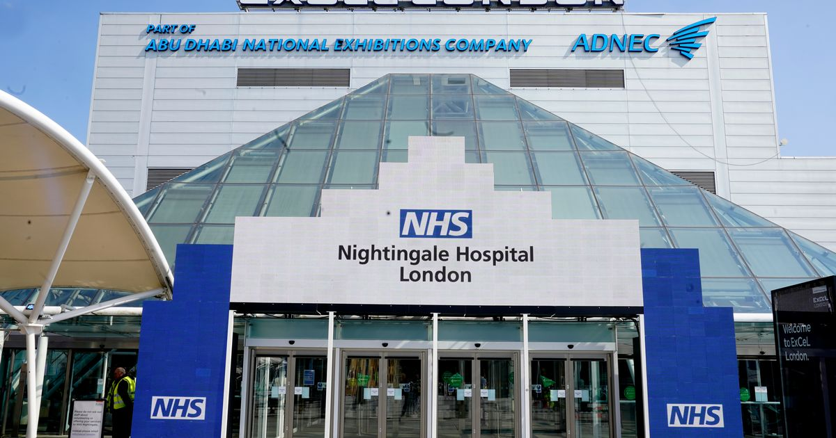 ISS To Provide Soft Services At New Nightingale Hospital