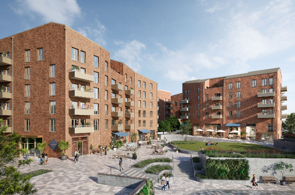 Poly UK selects Bennett Construction for £380m Millbrook Park project
