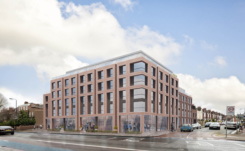 LHG (London Hotel Group) wins planning consent to expand Tooting High Street aparthotel