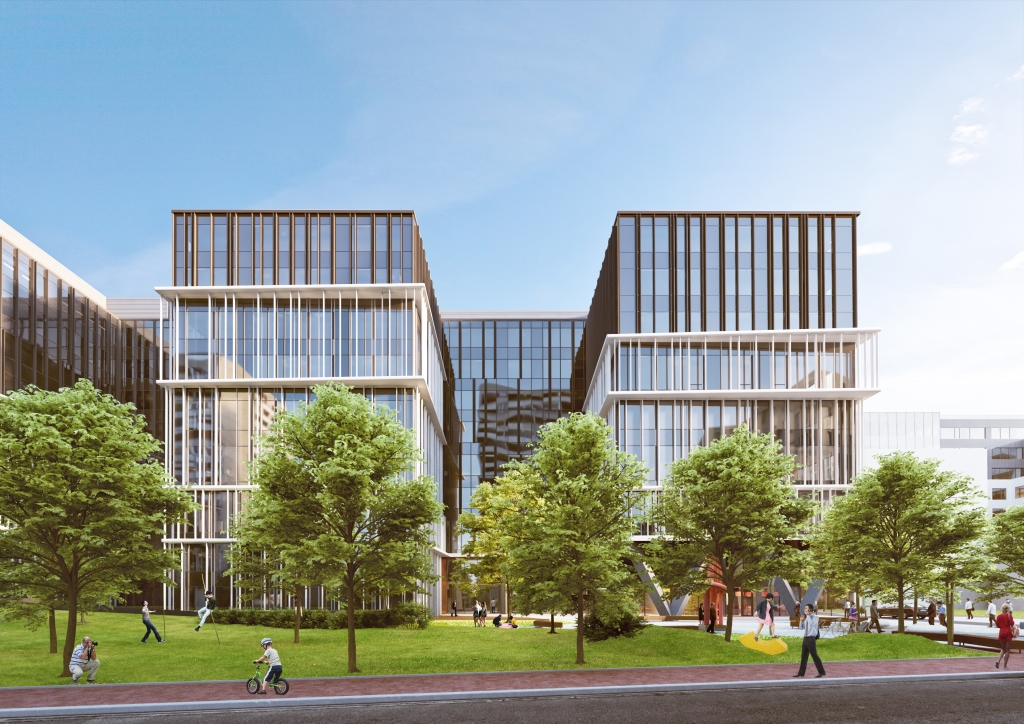 Futureal starts construction of Corvin Innovation Campus in line with the needs of the new era