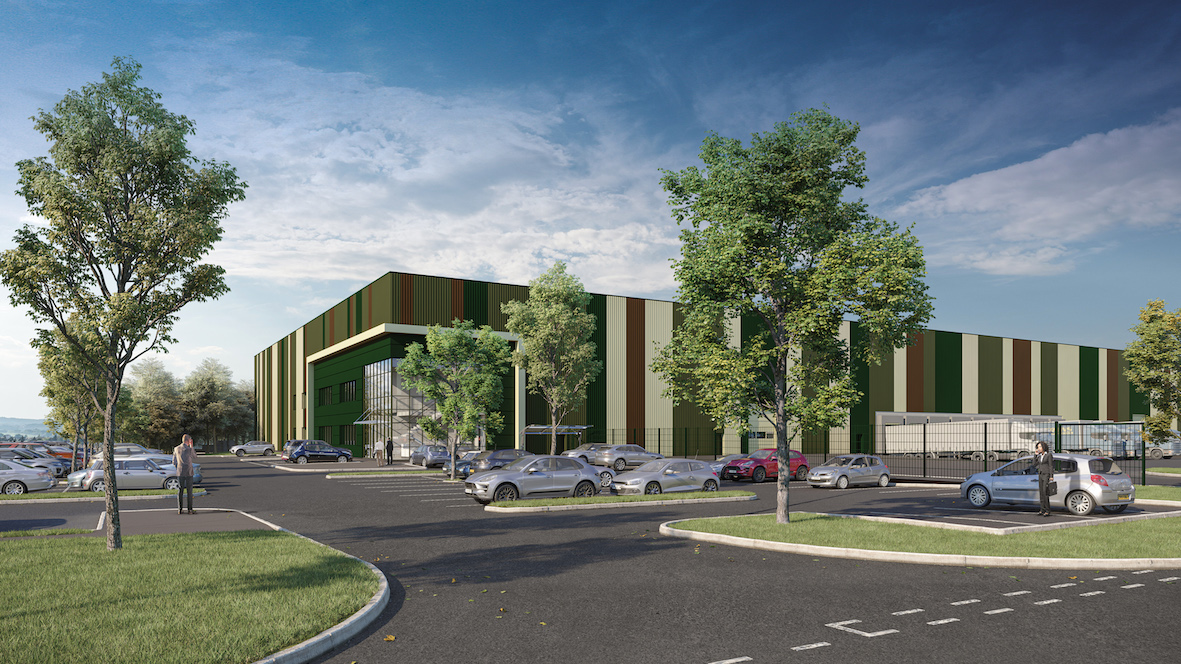 Massive Warehouse Development is Set To Create Over 2,250 Jobs In Derbyshire