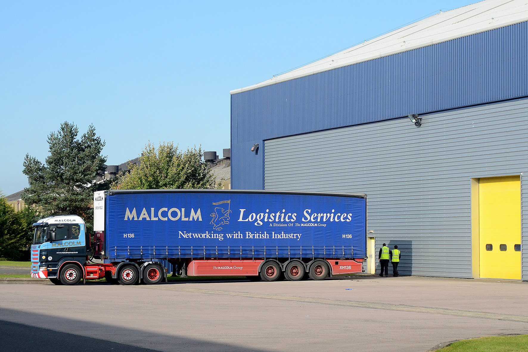 Canmoor drives Scotland's largest lockdown industrial deal with Malcolm Group at Westway Park, Renfrew