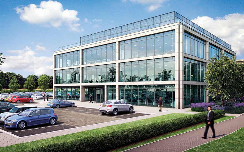 SCANLANS TO MANAGE THORPE PARK OFFICE BUILDINGS IN LEEDS