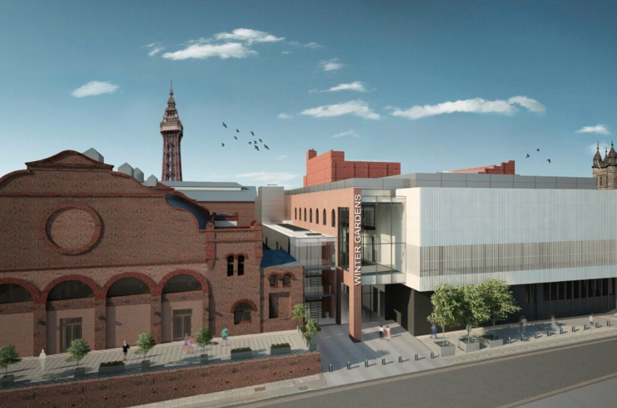 Polypipe celebrates £25m Blackpool project