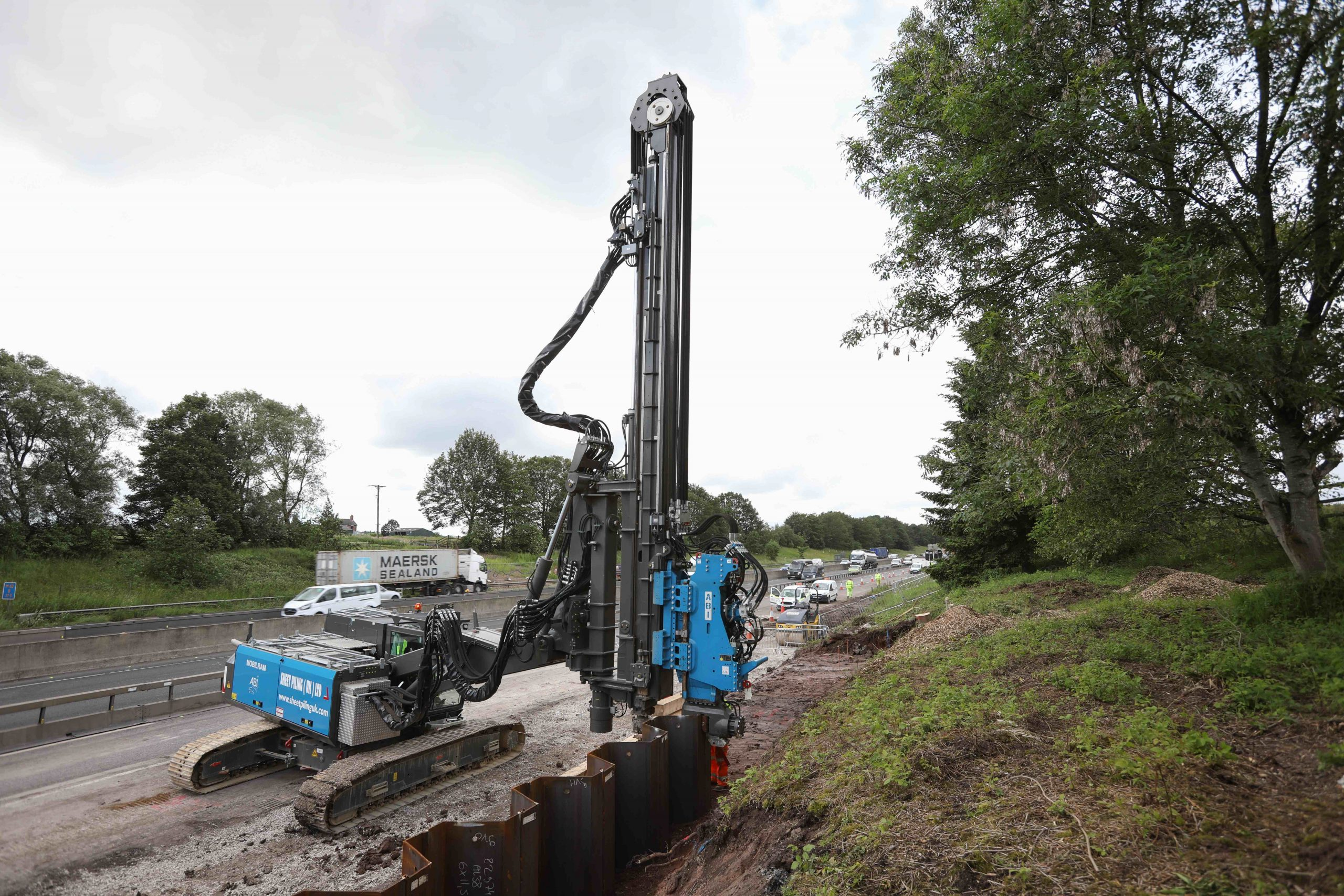 Sheet Piling Expert Ready to Assist Construction Sector's Rapid Recovery Plans
