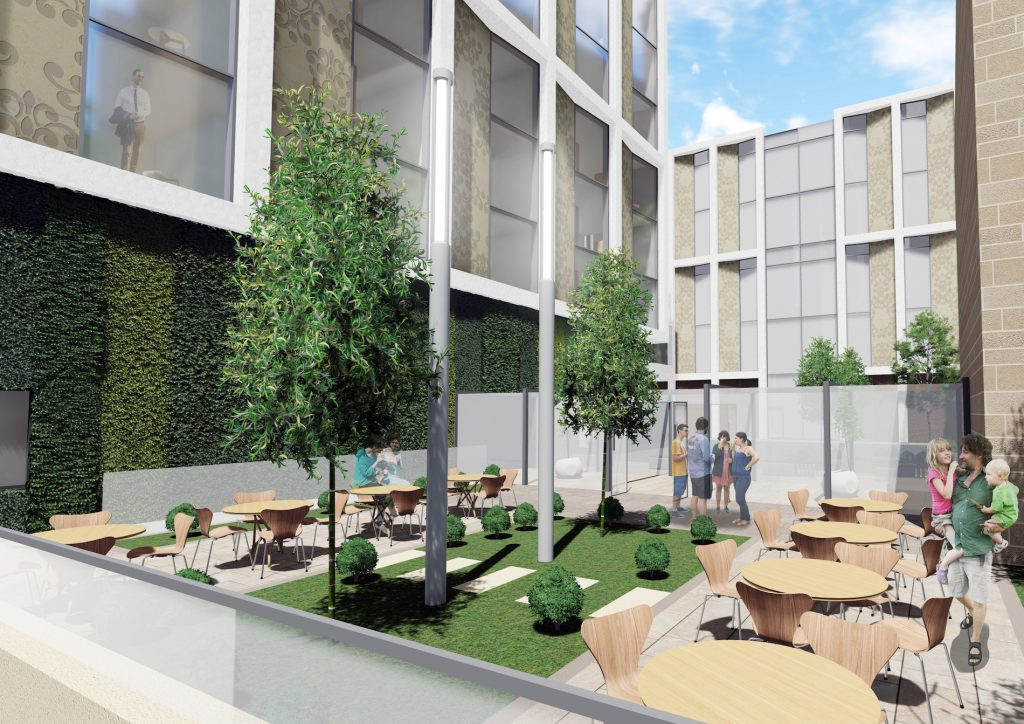 PLANNING APPLICATION SUBMITTED FOR NOTTINGHAM'S GUILDHALL DEVELOPMENT