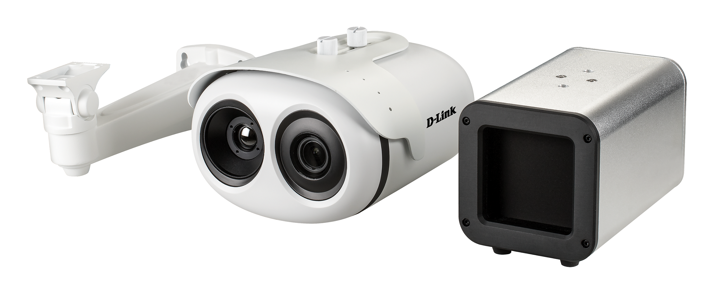D-Link Unveils Fever Screening Camera Kit