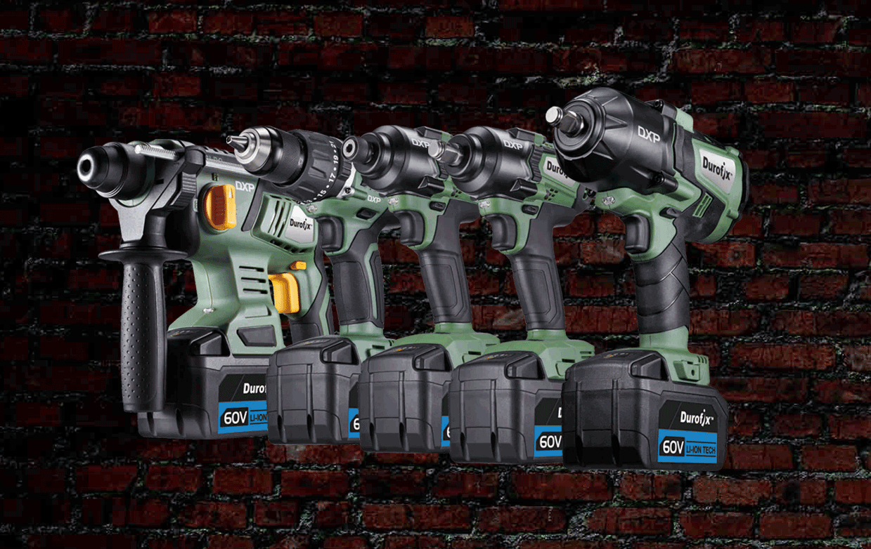 Notable Industry Trends For 60V Power Tools