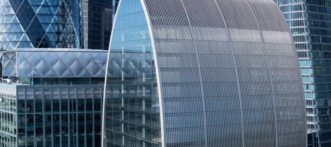 SIDERISE CUTS A HIGH LEVEL OF FIRE AND ACOUSTIC DETAIL AT 70 ST MARY AXE