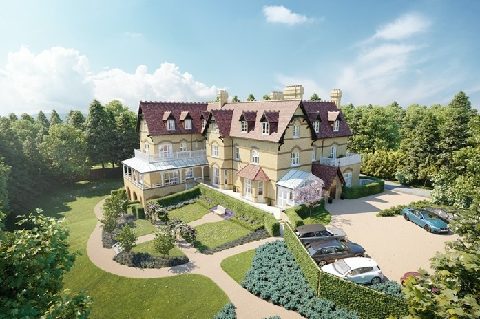 Clearview Developments to Revive Victorian Mansion on one of Royal Tunbridge Wells' Most Iconic Streets