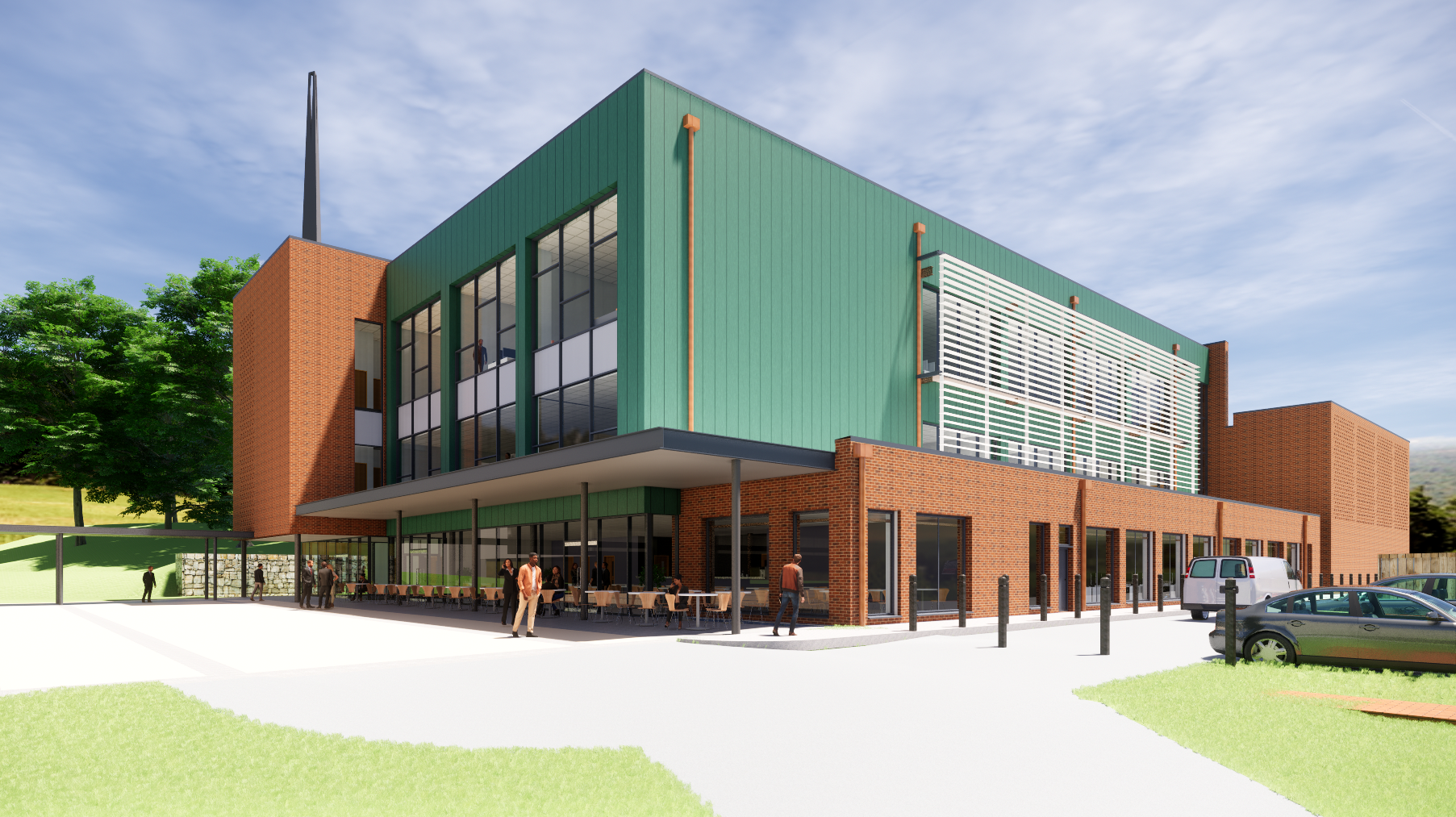 Contractor Henry Brothers appointed to build £18.5 million joint police and fire HQ
