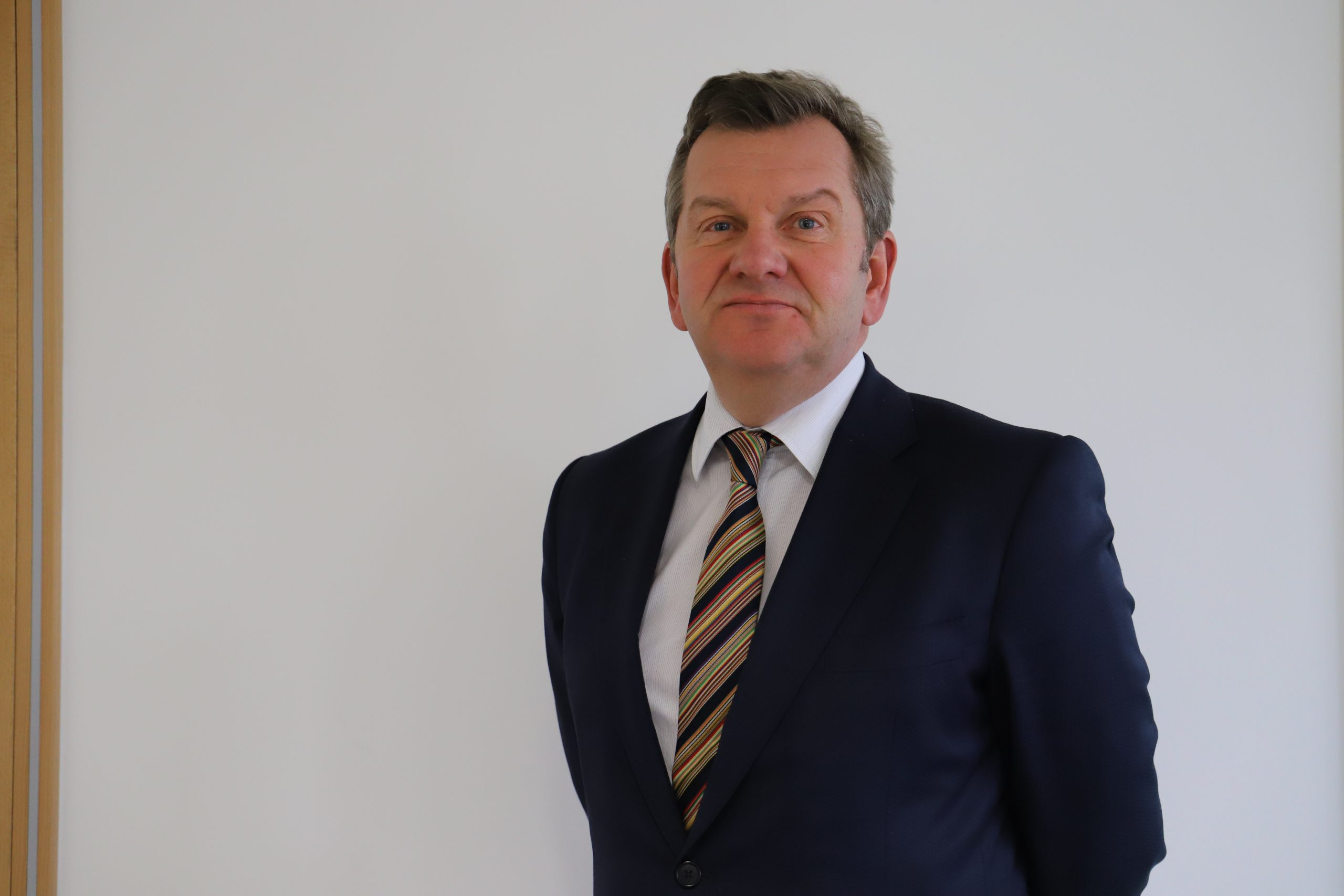 Simon Dudley new chair of leading MMC project AIMCH