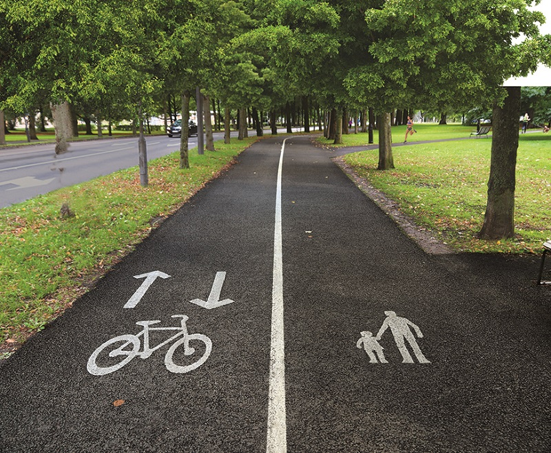 CEMEX Launches Eco-Friendly Asphalt For Cycle Lanes
