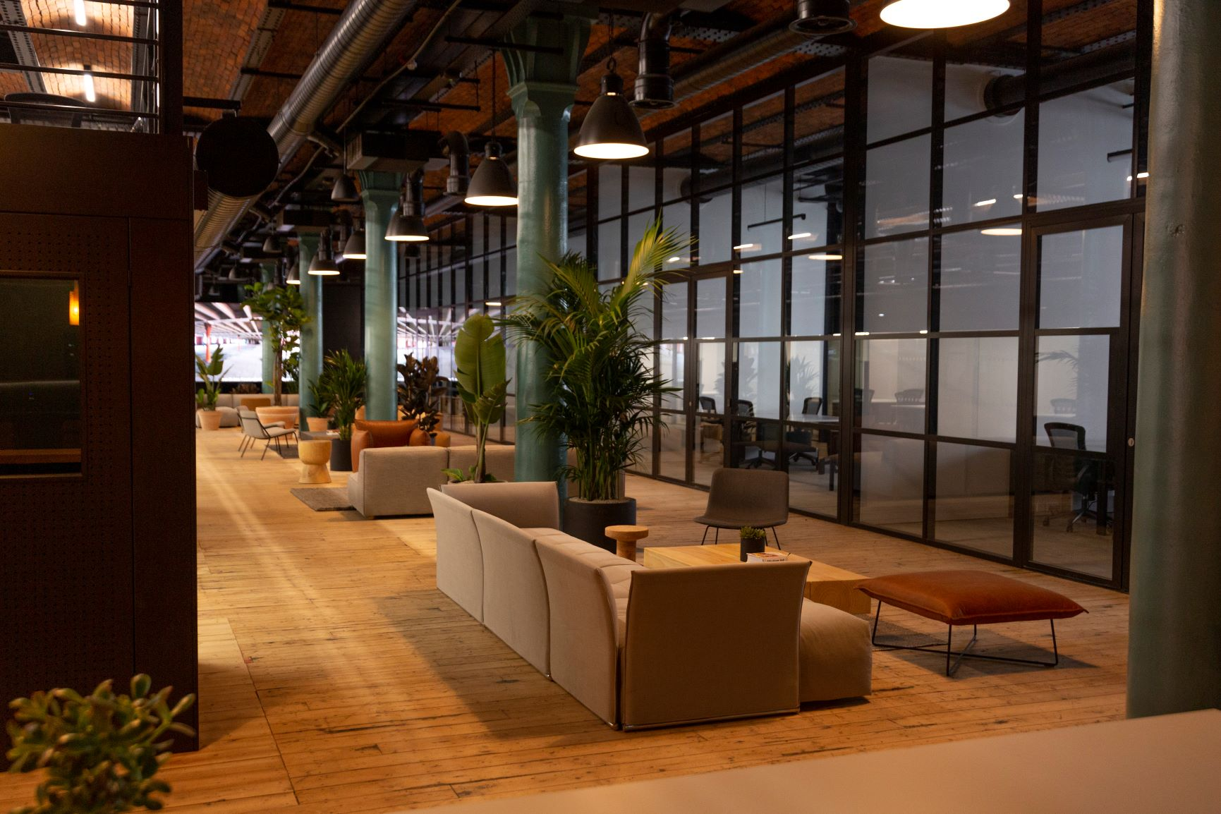 All Work and Social launches Department, the customisable workplace concept - with offices in Manchester, London and Leeds
