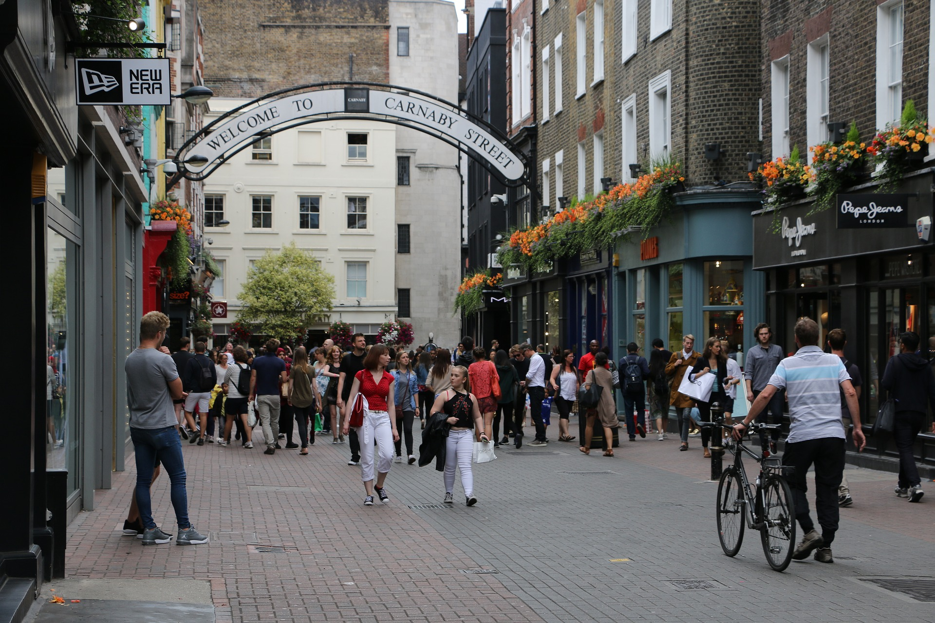 Revitalising the high street