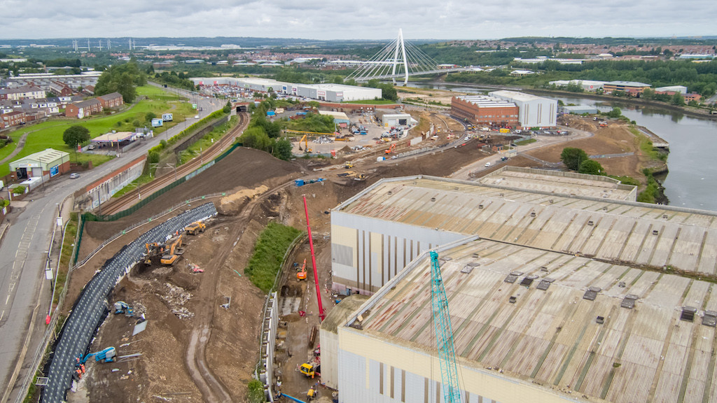 Regeneration Projects Provide City Boost