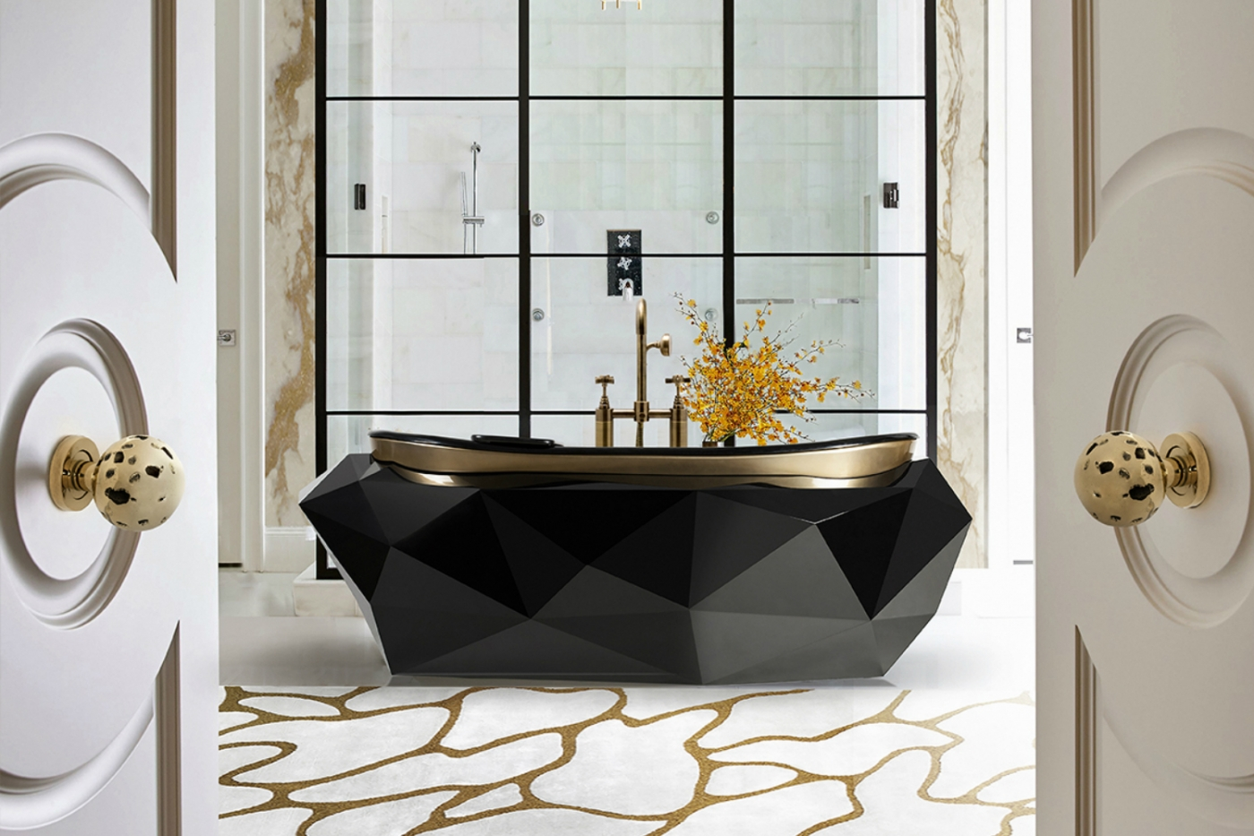 How to Create a Luxurious Bathroom