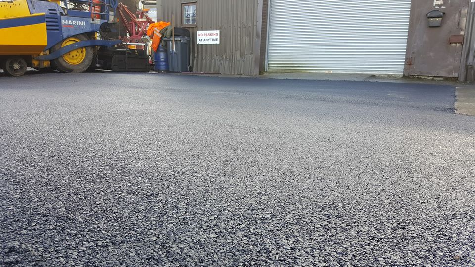 Why should you hire commercial paving services?