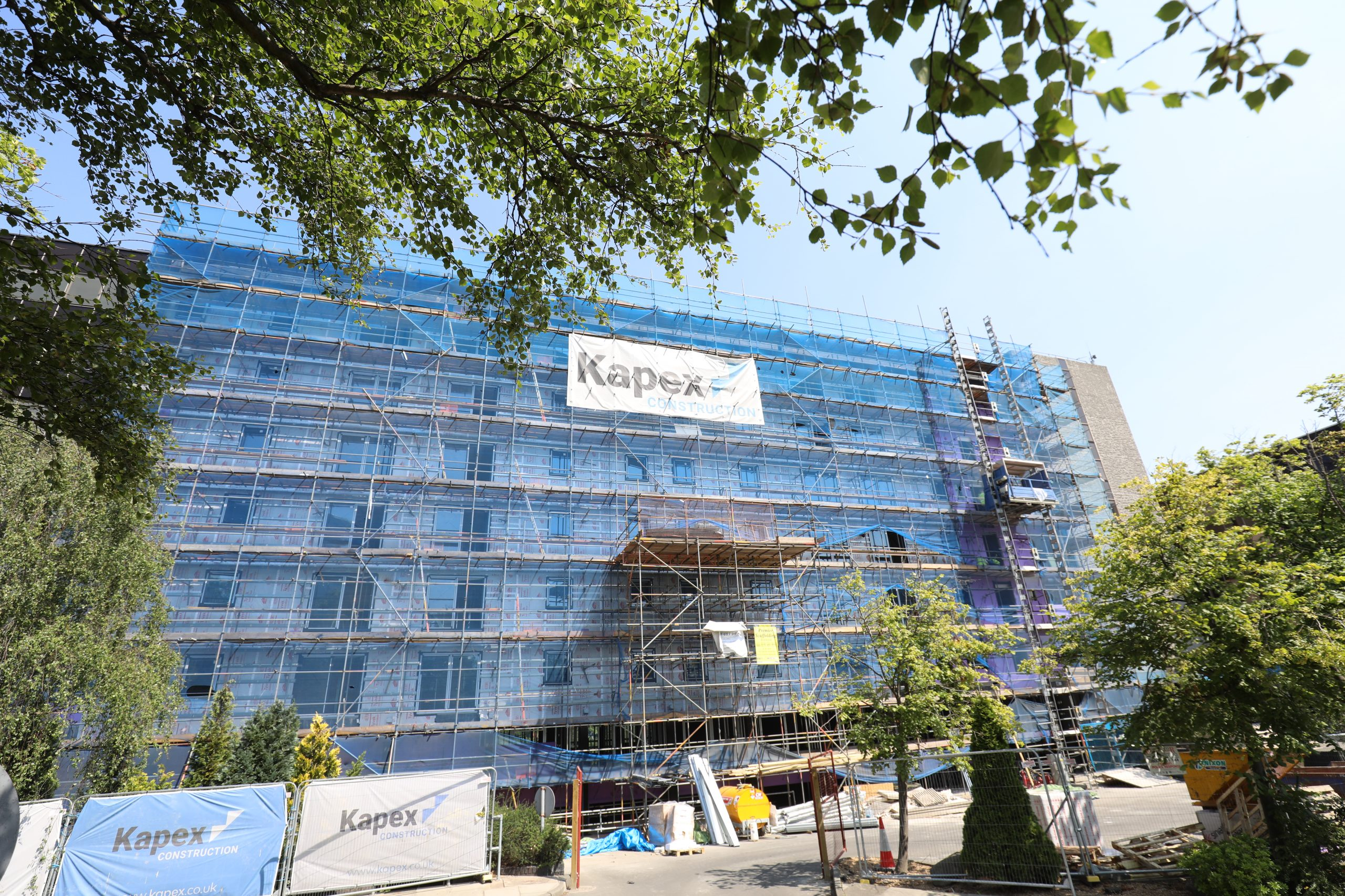 £5.4m Gosforth Regent Centre apartments set to complete  ahead of schedule