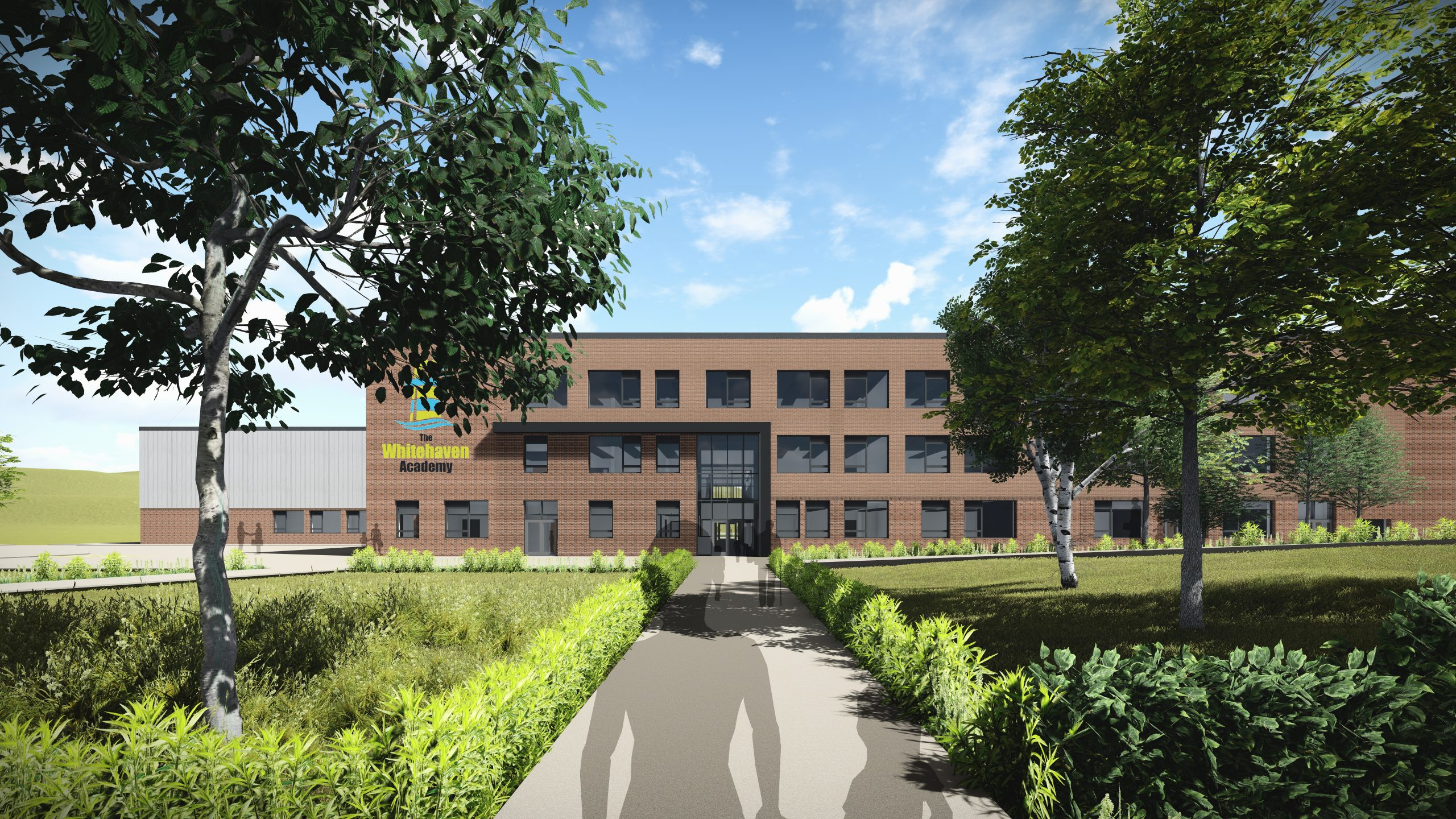 WATES CONSTRUCTION GROWS EDUCATION PORTFOLIO WITH £16M WHITEHAVEN ACADEMY WIN